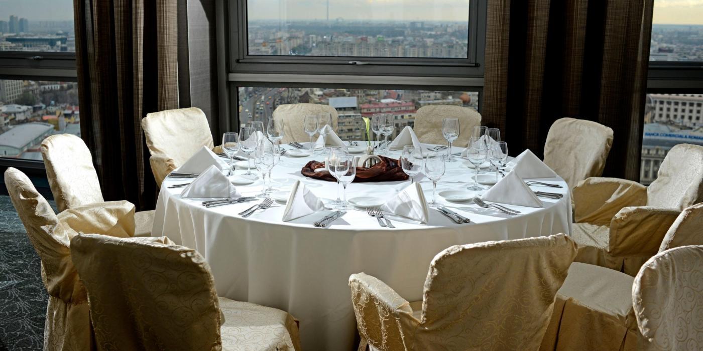 Eventist Hotel Intercontinental Bucuresti Restaurant