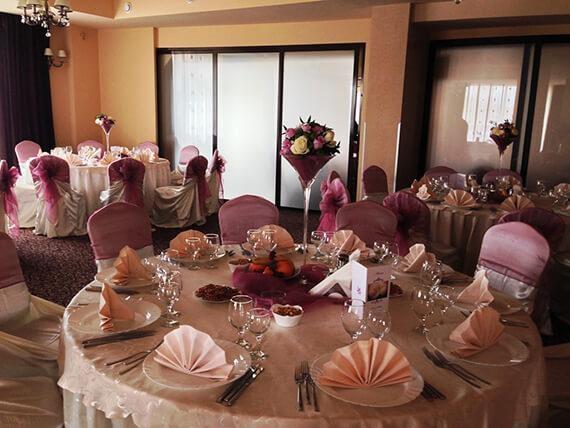 Eventist Hotel Q Brasov Restaurant